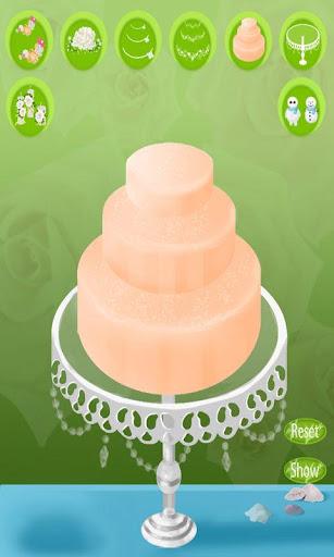 スーパーウェディングケーキ