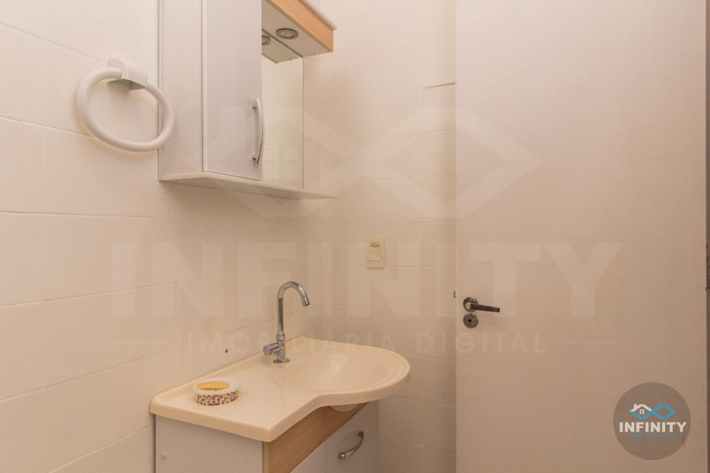 Apartamento com 1 dormitório - Praia Grande, Torres