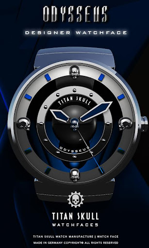 Odysseus Watch Face