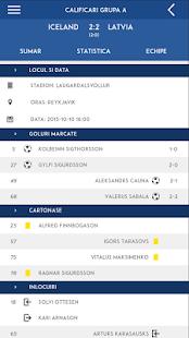 Euro 2016 - Rezultate live screenshot