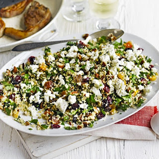 Fruity Tabbouleh With Feta