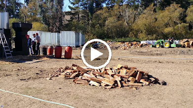 Video: A 360 degree view of the Pyro Play Pen at the Swallow Valley Biochar School, 2014