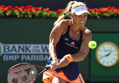 Angélique Kerber poursuit sa route à Wimbledon