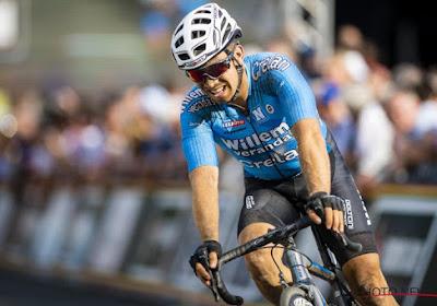 Sean De Bie had Dwars door het Hageland graag gewonnen voor Michael Goolaerts
