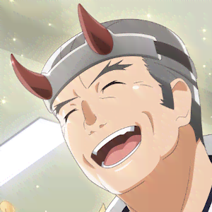 【笑う赤鬼】大石蔵人