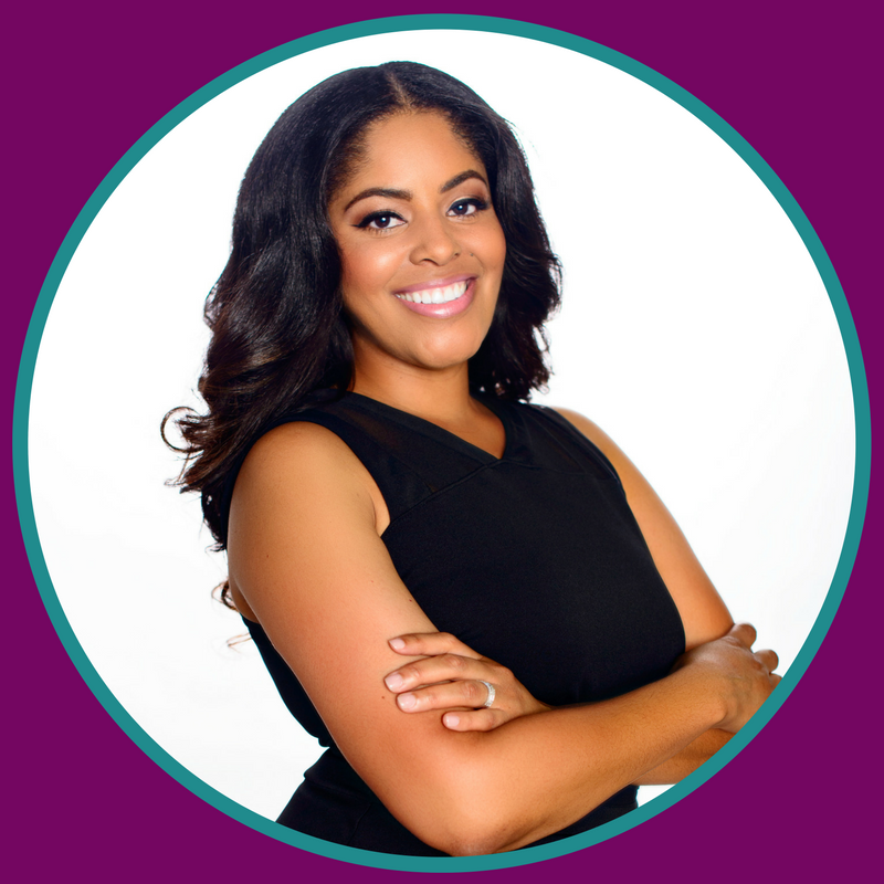 Angel Richards - Ambitious Mompreneurs Summit