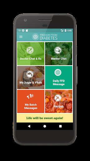 Freedom from Diabetes 3.2.0 screenshots 1