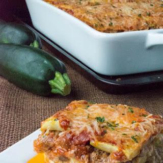 Low Carb Vegetable Lasagna Recipes.
