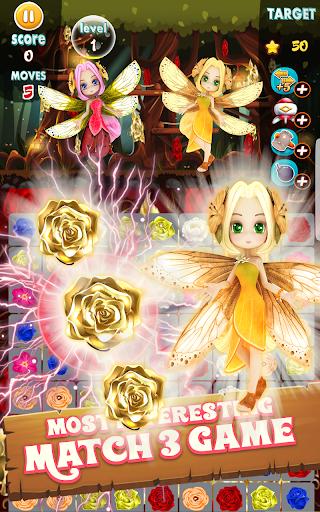 Flowers Blast - flower games 1.14 screenshots 5