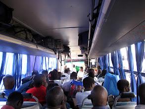 Photo: Lilongwe - bus to Blantyre