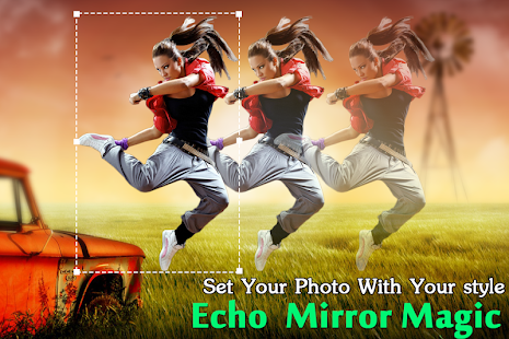 Echo Mirror Effect - náhled