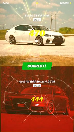 Turbo - Car quiz android2mod screenshots 2