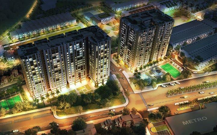 CTL Tower Tham Lương Quận 12 – CĐT, giá bán, tiến độ tháng 06/2020