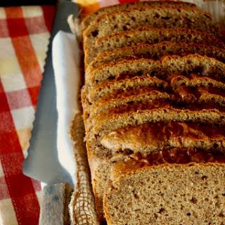 Gluten-Free Almond Butter Bread.