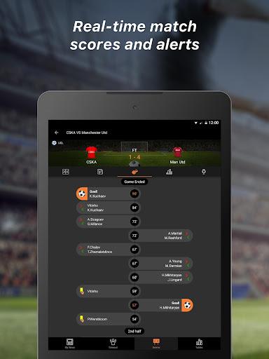 90min - Live Soccer News App  7