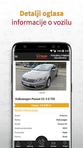 PolovniAutomobili  screenshots 3
