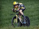 Steven Kruijswijk zelf verbaasd door zijn goede tijdrit in de Ronde van Catalonië