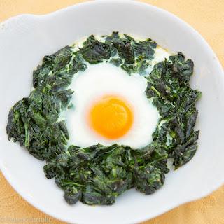Uova Alla Fiorentina (Real Eggs Florentine) Recipe