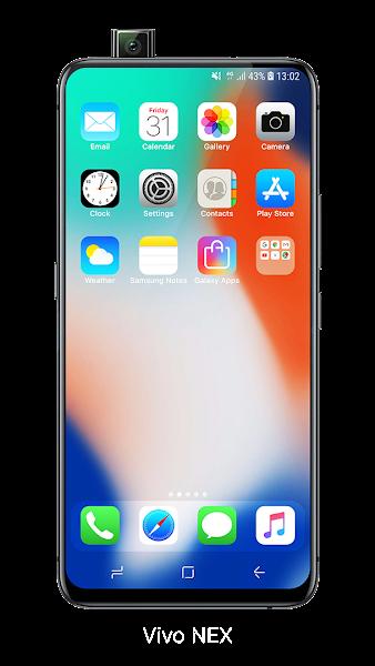 Launcher iOS 13 Screenshot Image