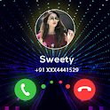 Color Phone Call Screen – HD Flash Themes icon
