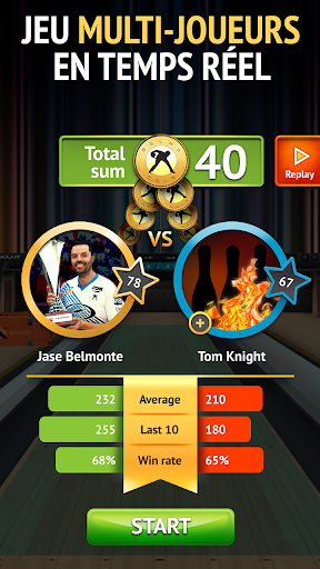 Bowling byJason Belmonte  captures d'écran 2
