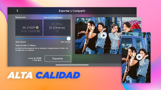 KineMaster - Editor y Creador de Video Screenshot