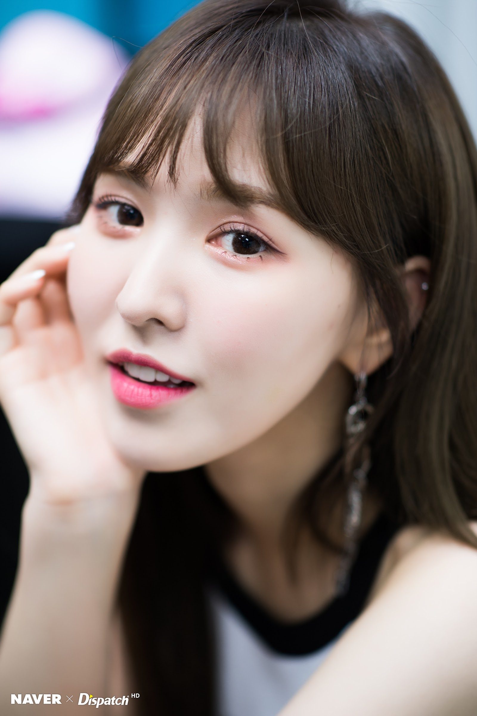 red velvet wendy double eyelid 1