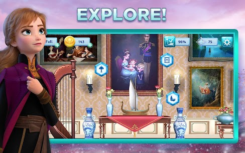 Disney Frozen Adventures Mod Apk Download – A New Match 3 Android Game 6