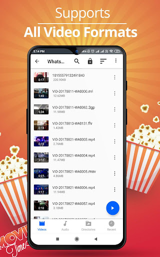 Video Player for Android: All Format & HD Support 2.2 screenshots 2