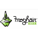 Logo for Froghair