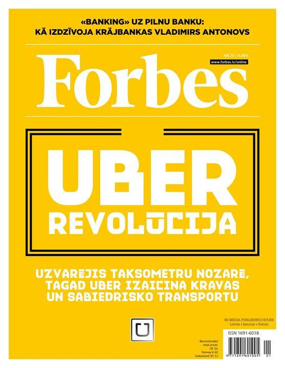 Forbes Latvia- screenshot