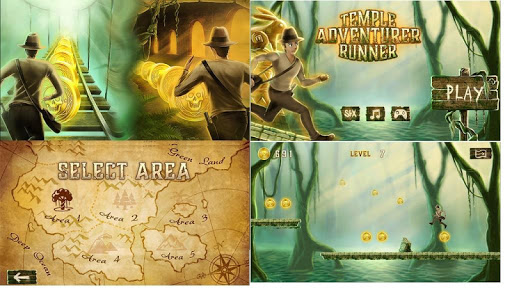無料冒险Appのテンプル冒険ランナー2016|記事Game