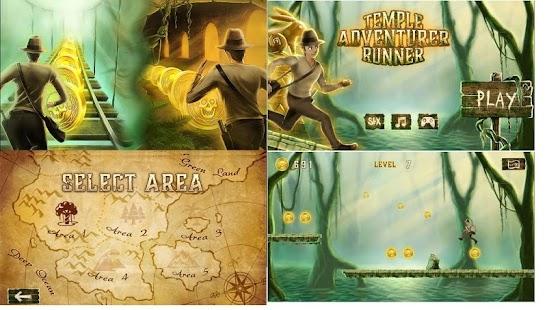 Temple Adventurer Runner 2016- screenshot thumbnail