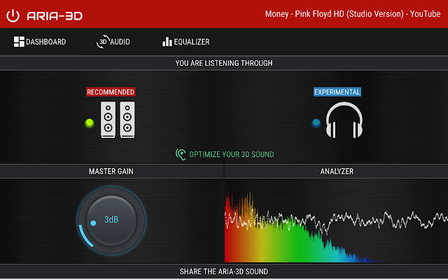 3D Audio within Your Web Browser  ARIA-3D