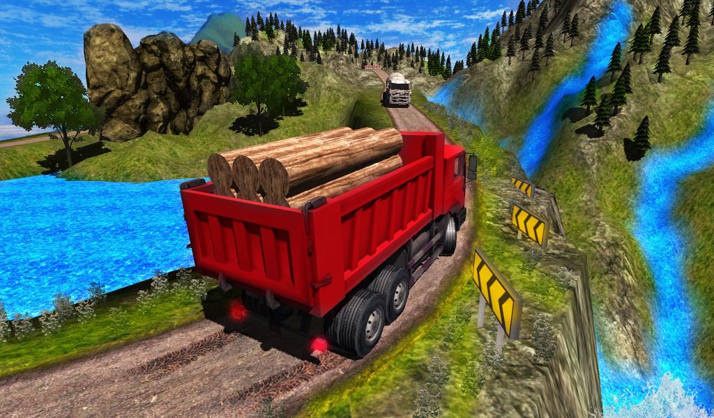 Truck Driver Cargo MOD APK