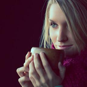by Dustin Merrill - People Portraits of Women