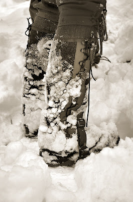 ... le pietre dormono sotto la neve! di stregamalvagia