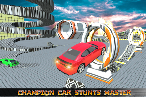 Extreme 3D Car Stunts Tricks