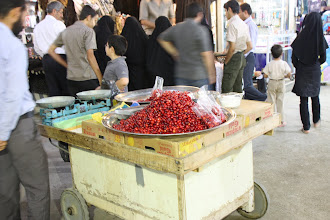 Photo: Day 136 -  Cranberries for Sale