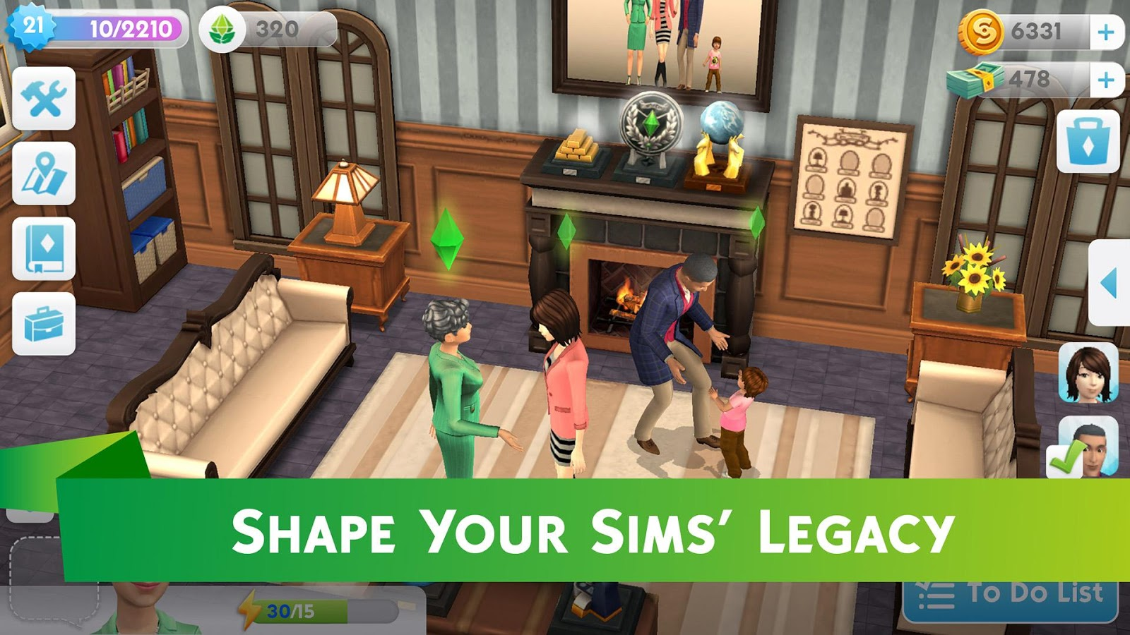 The Sims™ Mobile - Android Apps on Google Play