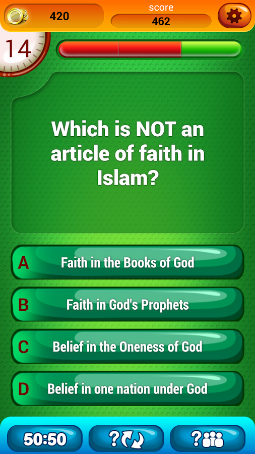 Islam Quizzes and Games - World's Largest Trivia Quiz ...