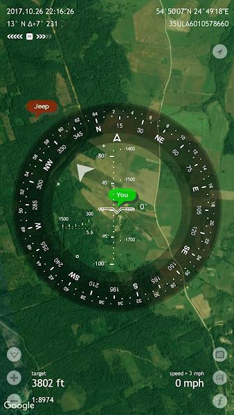 Spyglass Pro Screenshot Image