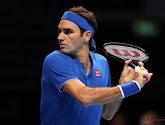 Classement ATP: Roger Federer dans le top cinq