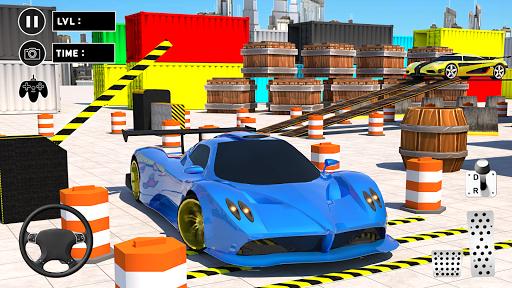 City Car Parking 3D - Dr Parking Games Pro Drive android2mod screenshots 1