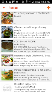 itsPotluck - Recipes & Dish- screenshot thumbnail