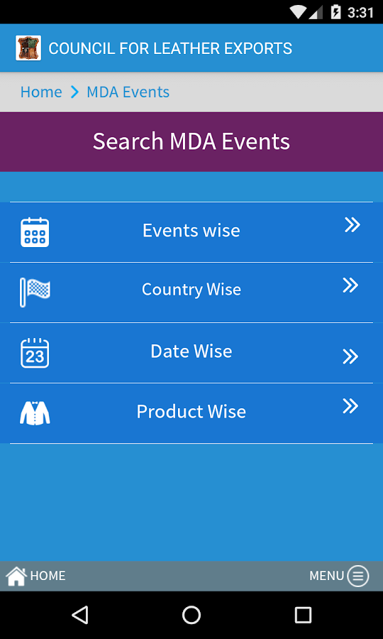 CLE,MDA,MAI- screenshot