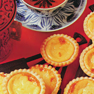 Egg Custard Tartlets