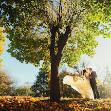 Wedding photographer Vadim Rybin (photopositive). Photo of 31.10.2014