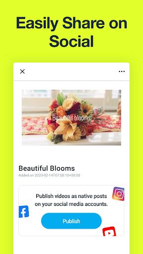 Vimeo Create screenshot 24