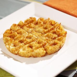 Waffle Iron Hash Browns